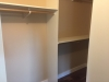 Unit 7 - Master Bedroom Closet